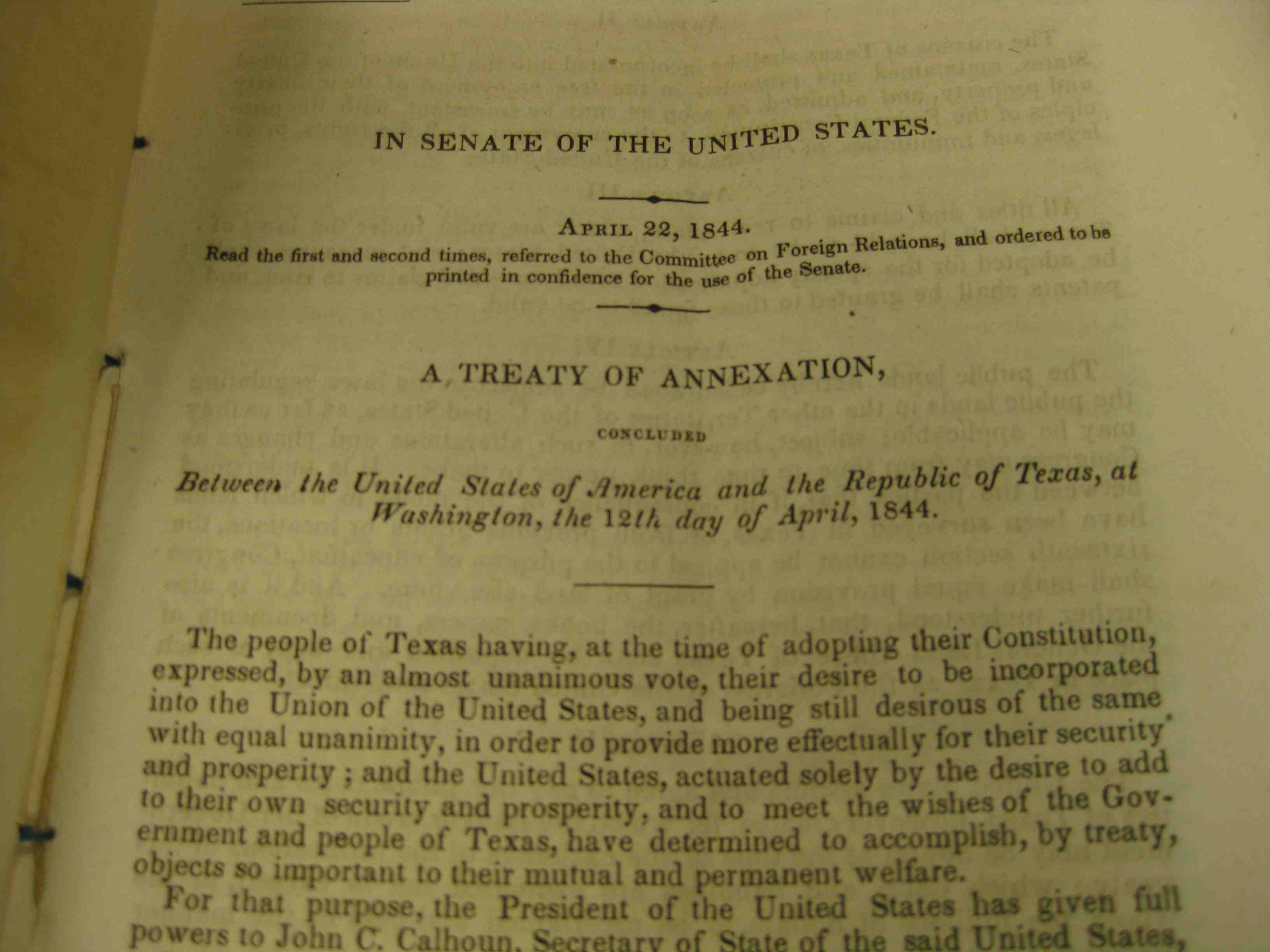 the annexation of texas and mexico history essay Manifest destiny led to the annexation of texas there was no conflict over this but president polk of america also desperately wanted california, but mexico refused to.