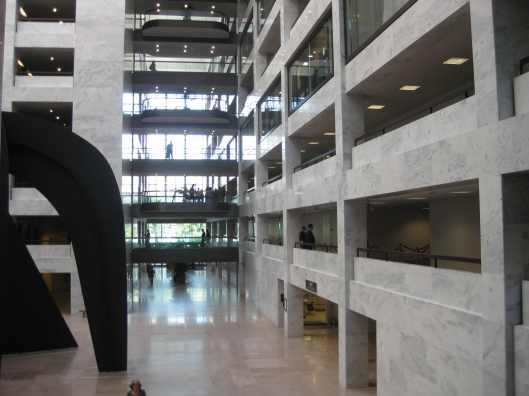 inside Hart Building